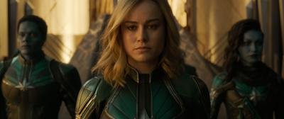 'Captain Marvel' is out to smash the patriarchy (and the box office)