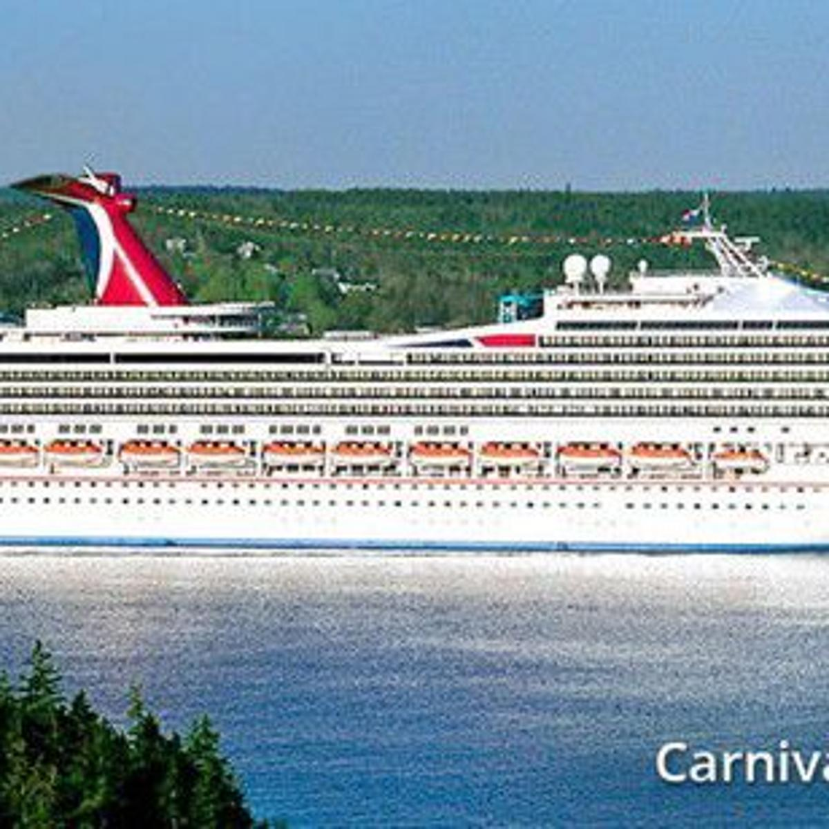 Woman who went overboard from Carnival Triumph cruise ship