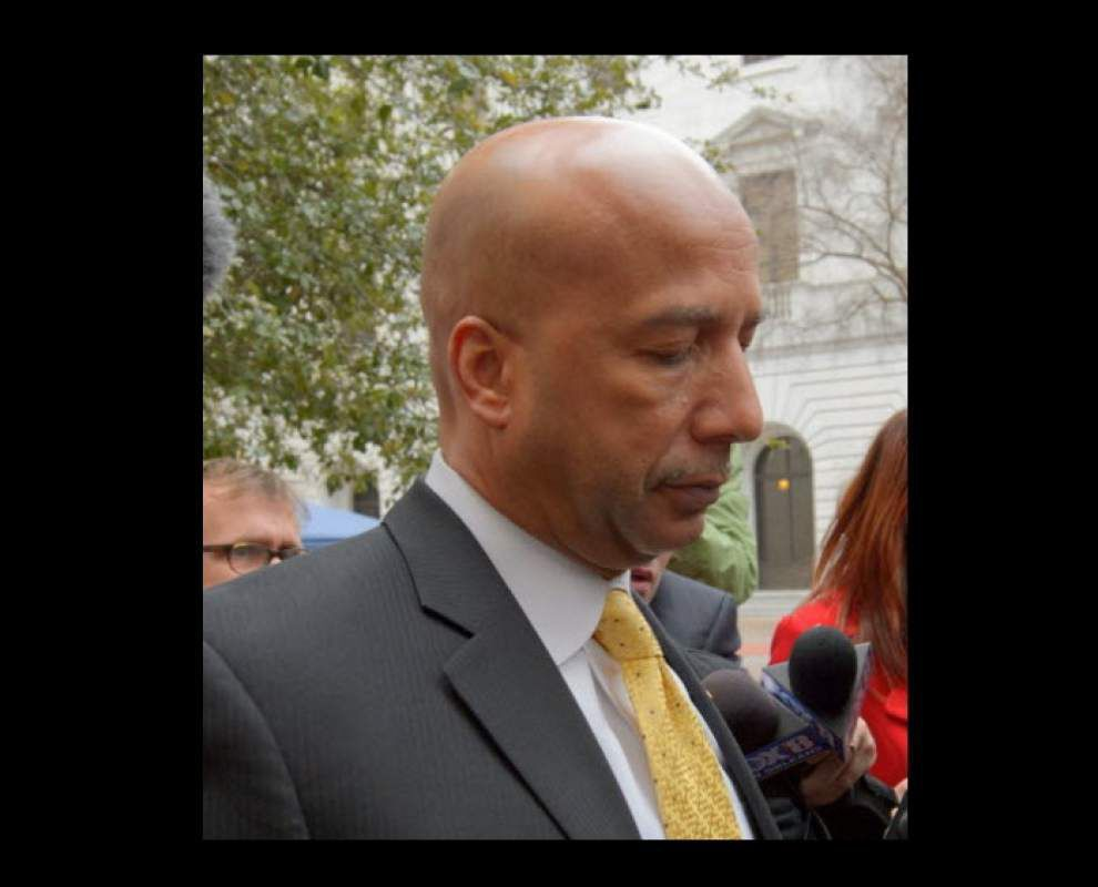 Ray Nagin reports to federal prison in Texas _lowres