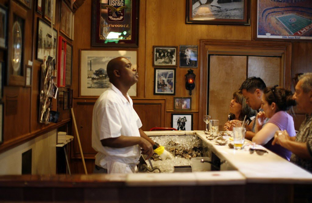 NBA All-Star Game visitors' guide to New Orleans restaurants