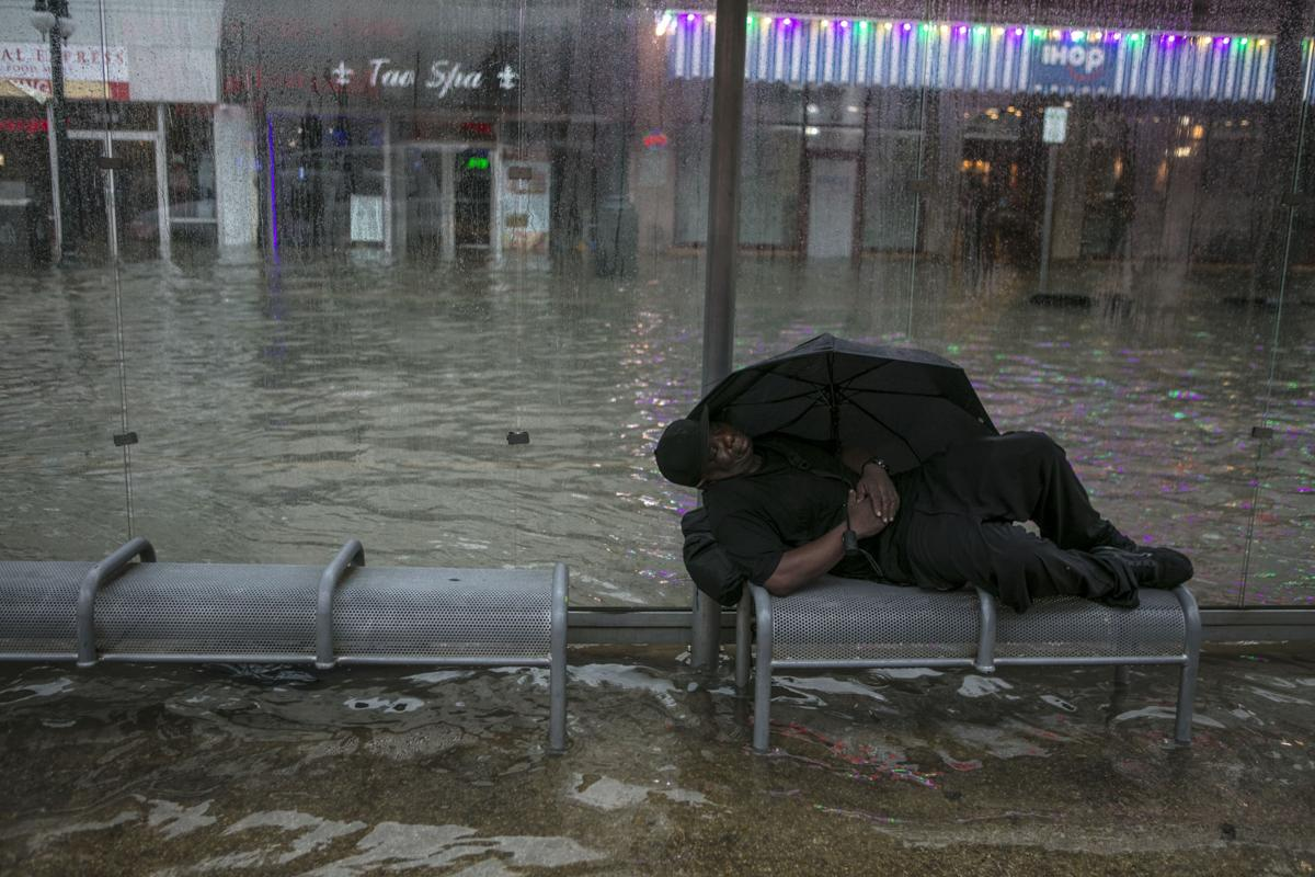 Flooding, severe storms hit New Orleans: See photos, videos