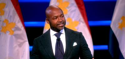 Jason Williams inaugural speech