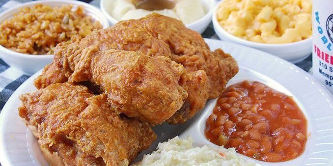 Gus's Famous Fried Chicken
