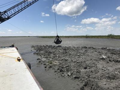 $36 million Lost Lake marsh creation project completed: Gov. Edwards