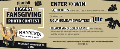 Fansgiving Photo Contest