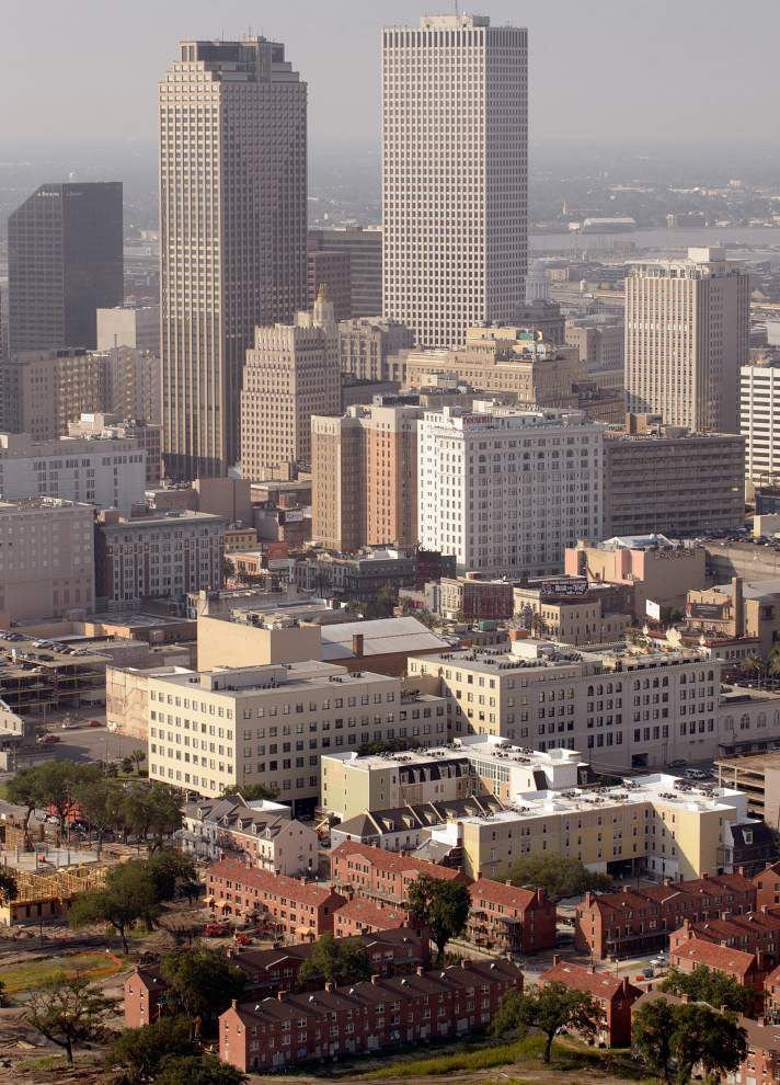 Photos: Controversy surrounded the rebuilding of New Orleans after Katrina _lowres