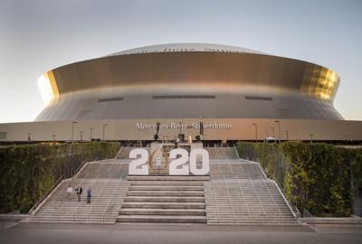 Superdome file photo 2020