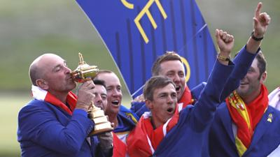 Europe wins 2018 Ryder Cup