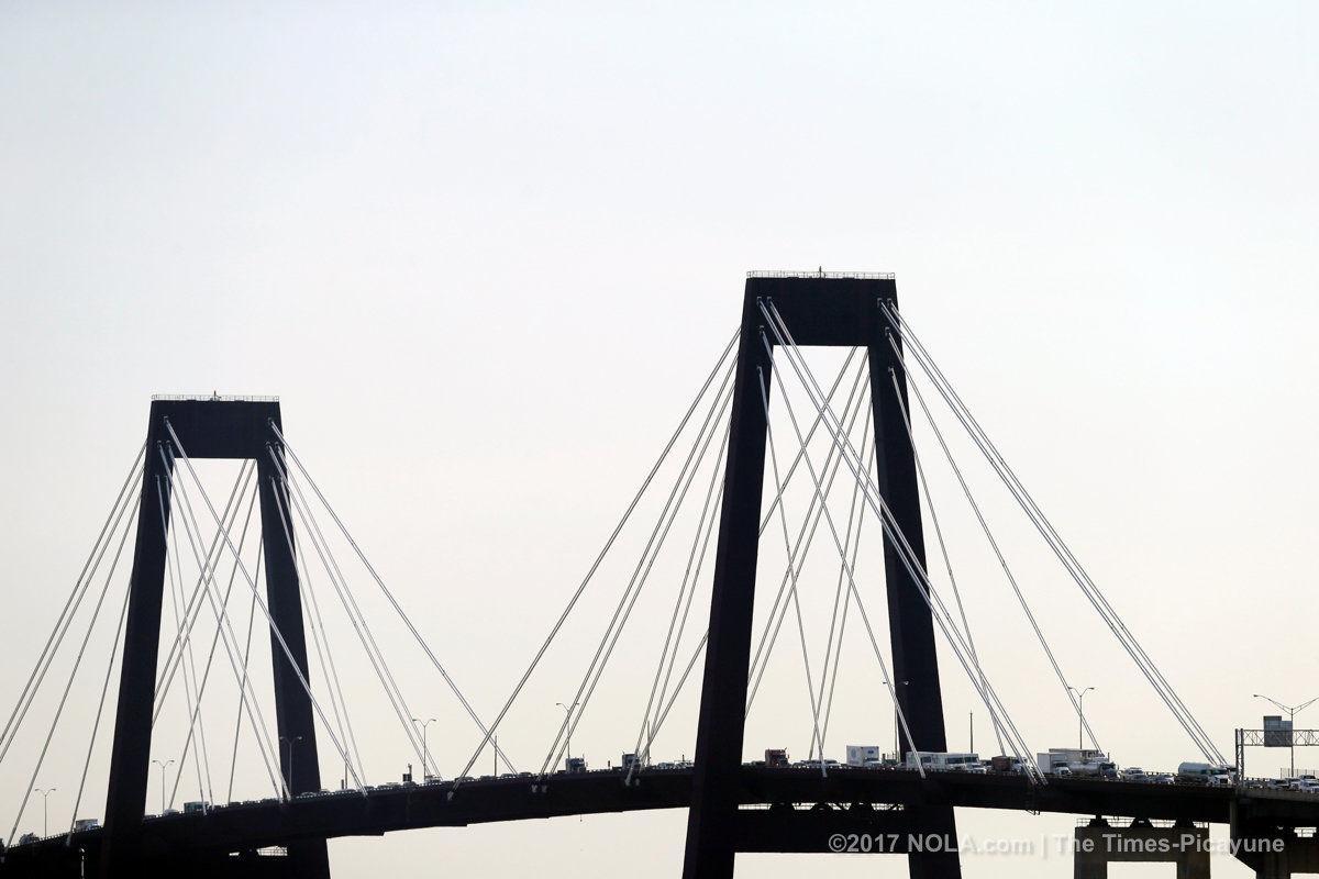 Hale Boggs Bridge in St. Charles Parish