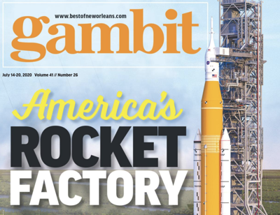 Gambit cover 07.14