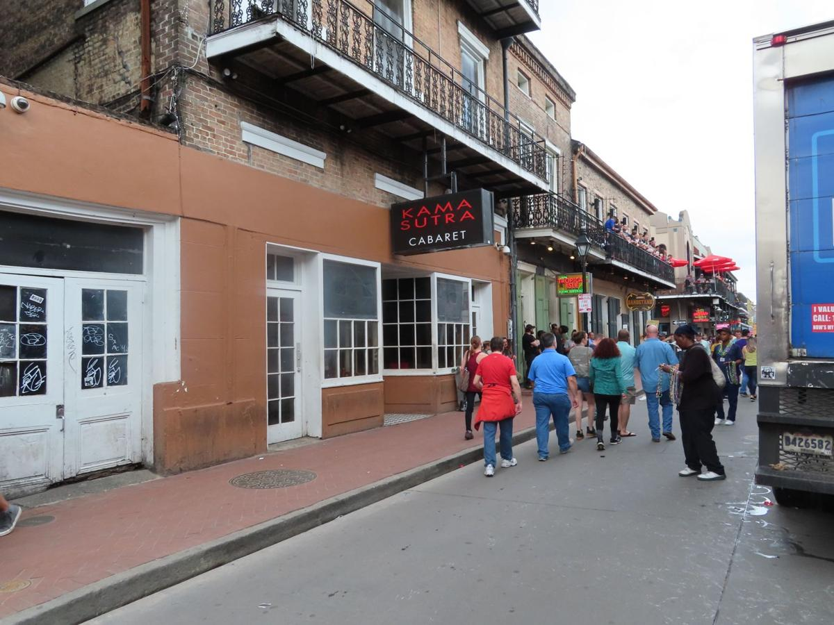 Bourbon Street strip club's liquor license suspended amid prostitution allegations