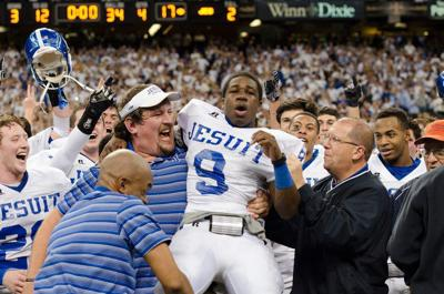 Image result for State Championship 2014 Jesuitnola Mark Songy