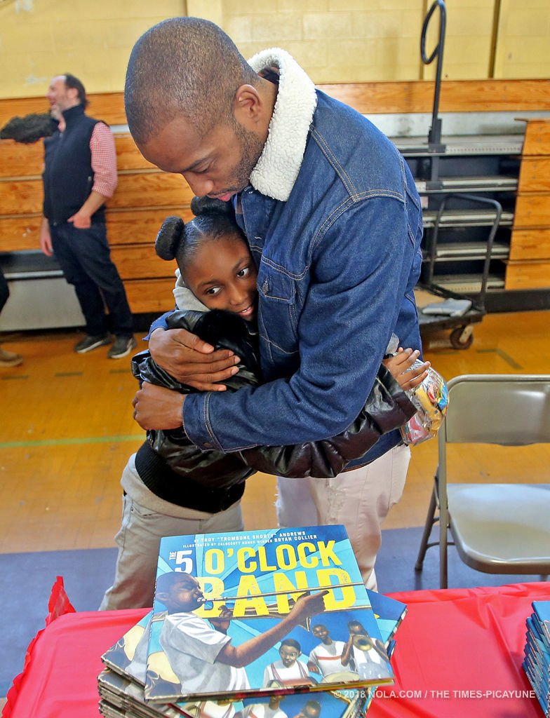 TOY GIVEAWAY 2019 NEW ORLEANS