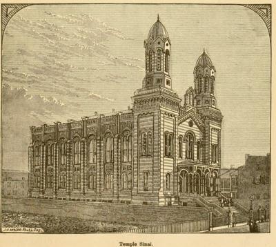 Original Temple Sinai