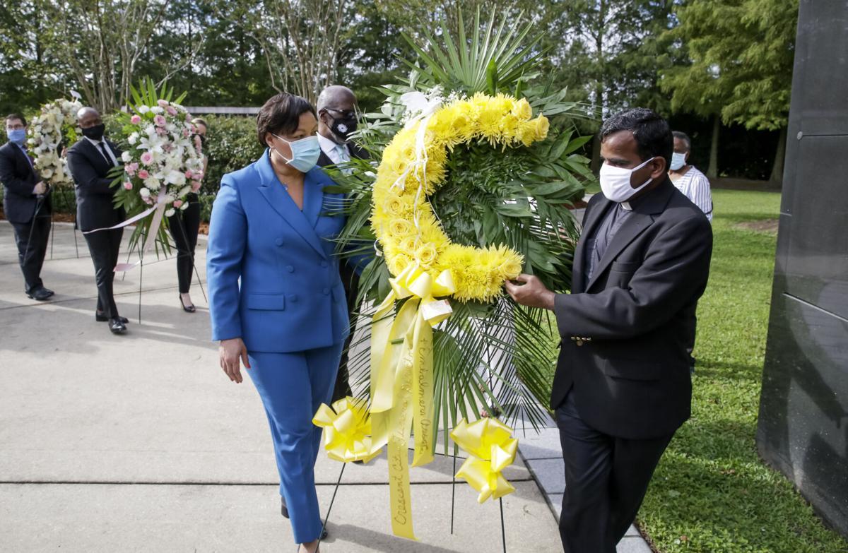 Hurricane Katrina 15th anniversary memorial
