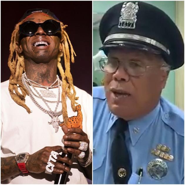 NOPD officer who helped save a young Lil Wayne's life retires after 33 years on force - NOLA.com