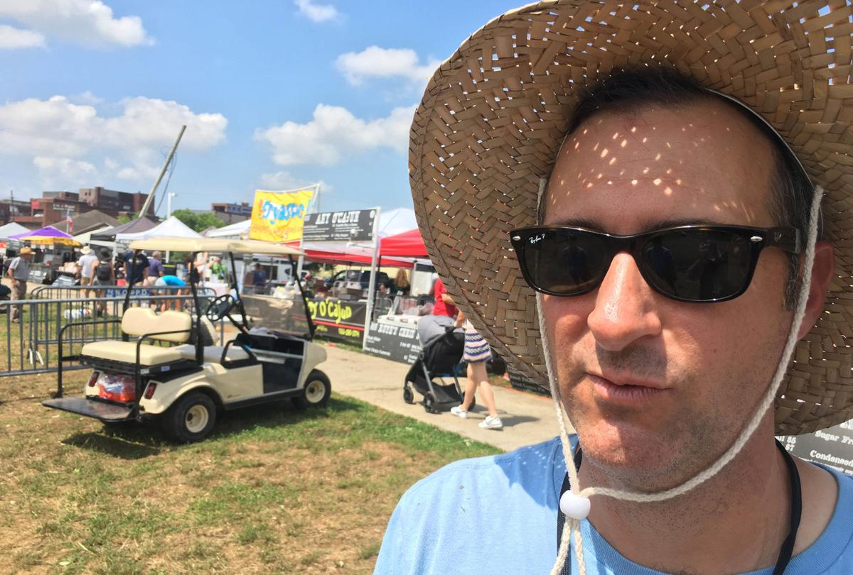 Bayou Boogaloo to charge $10 admission for the first time to cover city fee, organizers say