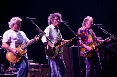 Neil Young and Crazy Horse showed the kids how it's done at Voodoo Fest