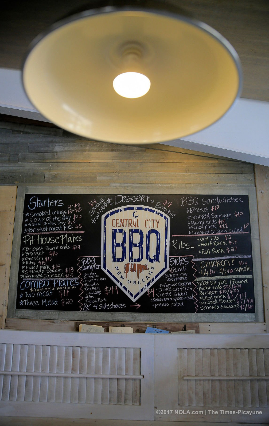 Central City Bbq Is The Best Barbecue Restaurant New Orleans