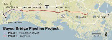 With Bayou Bridge Pipeline, Louisiana again weighs oil, environment