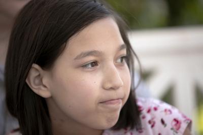 Virus Outbreak Child Survivor