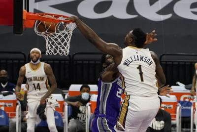 Pelicans Kings Basketball