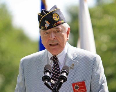 Bill Detweiler, American Legion leader and veterans advocate, dies at 79