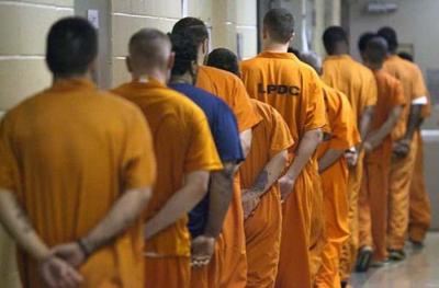 Louisiana incarcerated population stays the same as national rates fall, study says