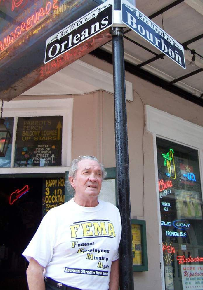 Kent 'Frenchy' Brouillette, New Orleans mob figure, found