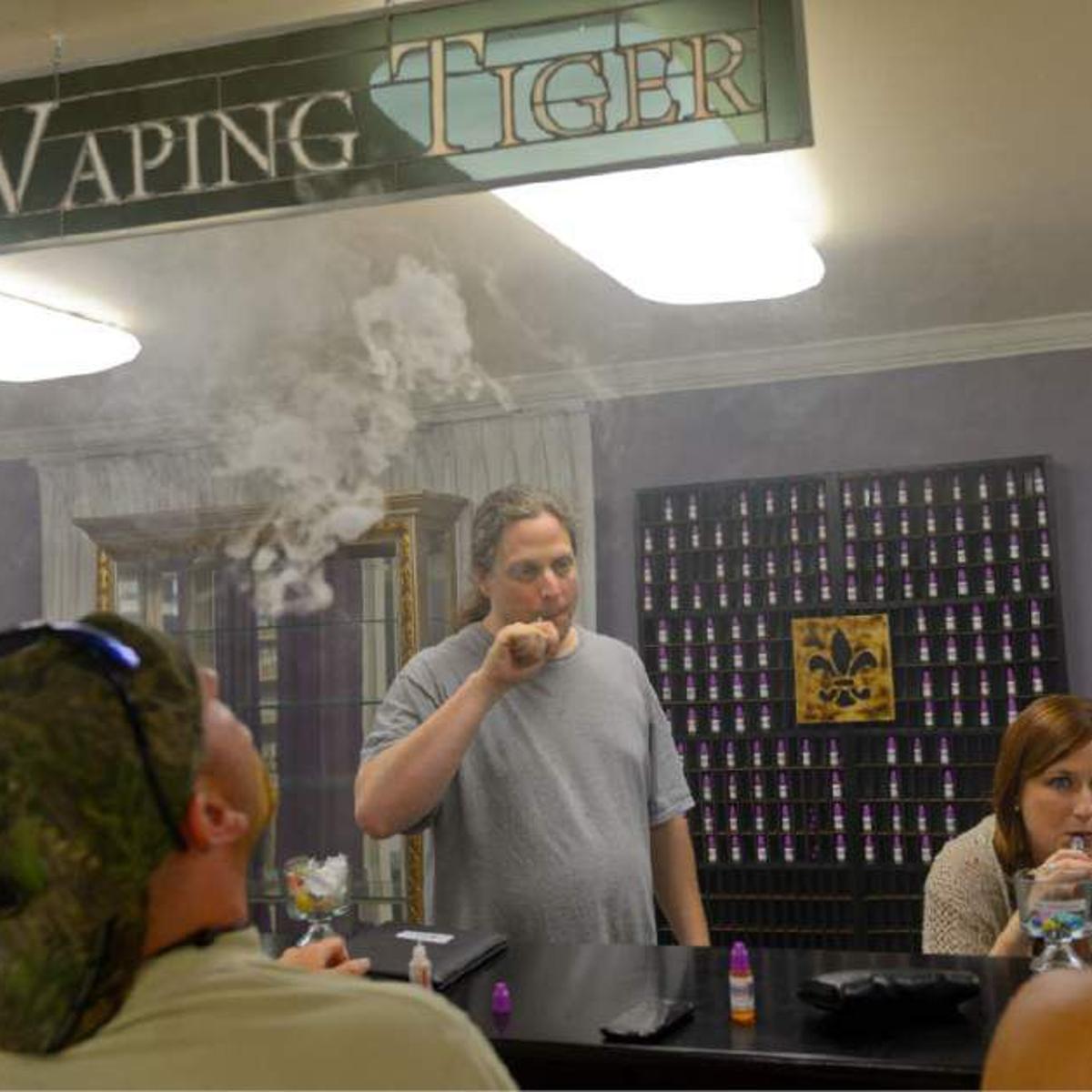 E-cigarettes start to flourish amid its health concerns