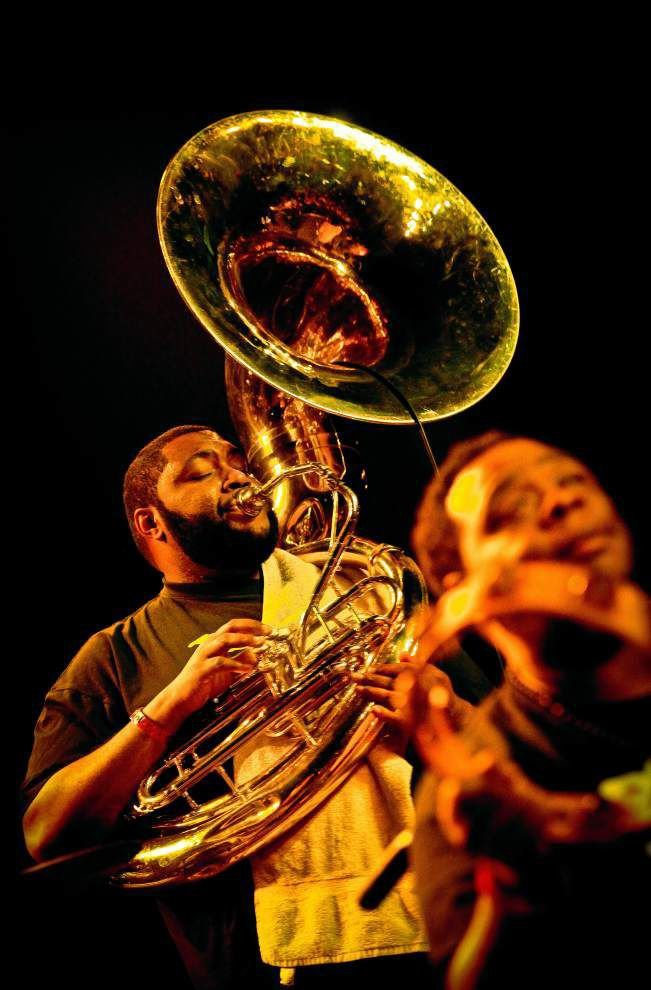 Veteran musicians note changes in New Orleans music scene since Hurricane Katrina _lowres