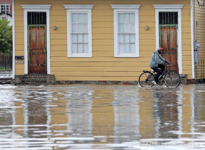 New Orleans residents demand action on broken catch basins