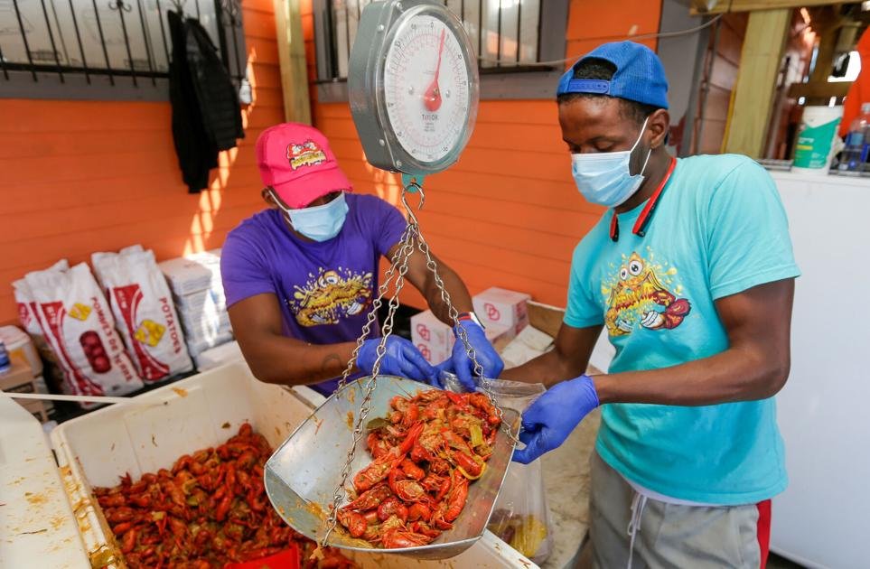 Here's how many new restaurants opened in New Orleans through the pandemic