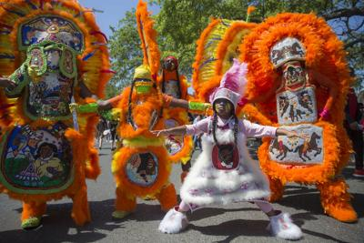 Mardi Gras Indians schedule Uptown Super Sunday for March 17