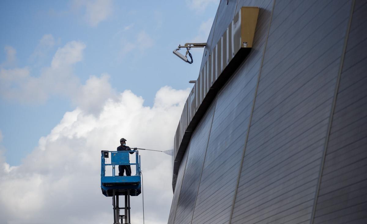 Superdome name change
