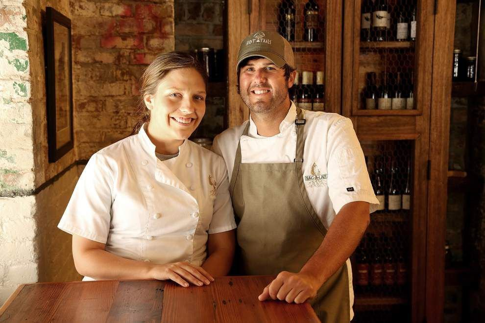 At Sac-A-Lait, two chefs bring original, often bold vision of Louisiana country flavor _lowres
