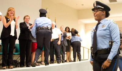 New Orleans Police Department trains first group of mental health crisis intervention officers _lowres (copy)