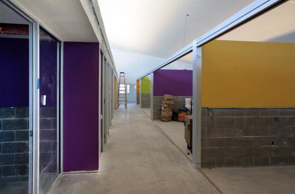 New Louisiana SPCA veterinary office to open this May after 7 year wait _lowres