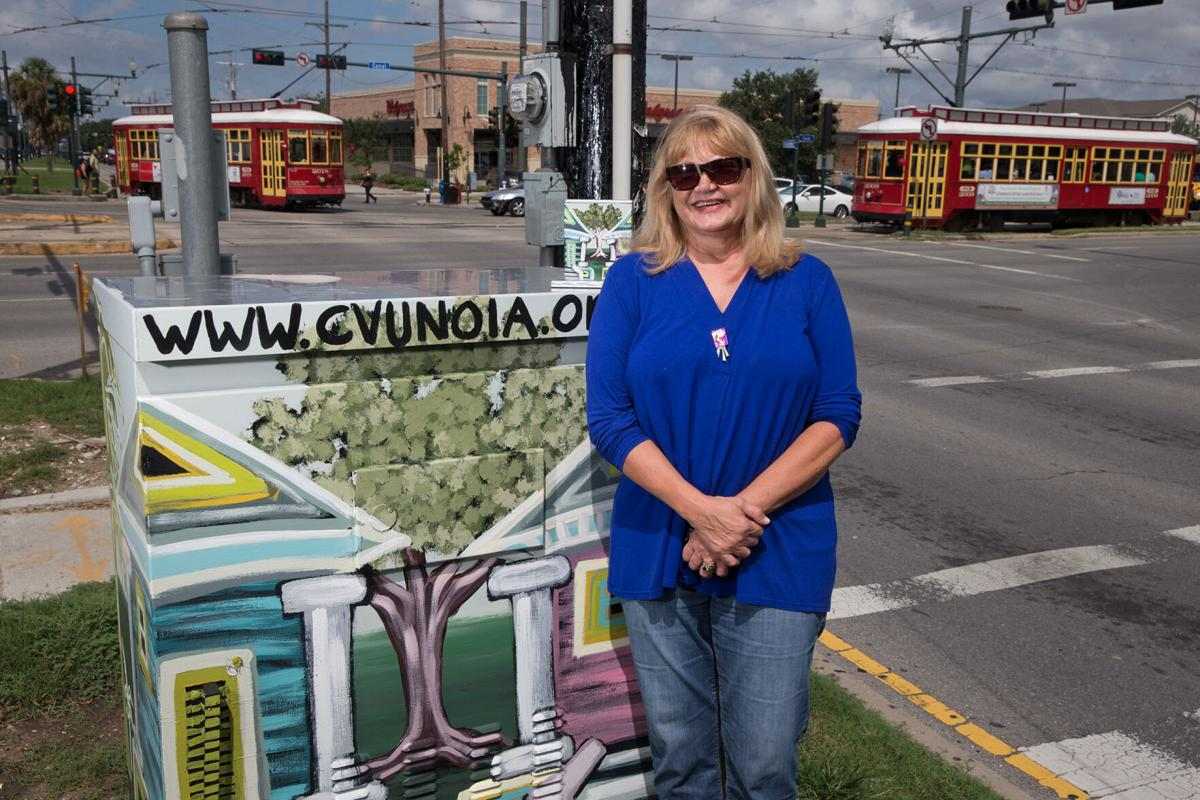 Heroes: Jeannie Tidy, vice president of Community Visions Unlim