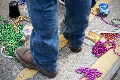 LSU biologist makes biodegradable Mardi Gras beads that could make parades more green