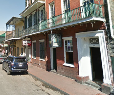 Bourbon Street strip club illegally expanded into bar next door
