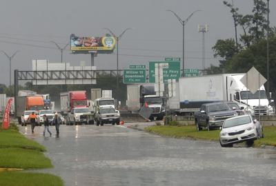 Interstate 10 closed in Texas