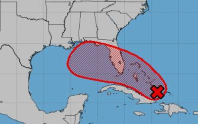 National Hurricane Center Outlook Sept. 11, 2019