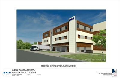 Slidell Memorial Hospital expansion