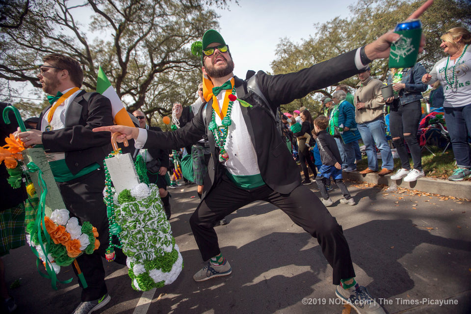Irish Channel St. Patrick's Day parade: See photos (copy)