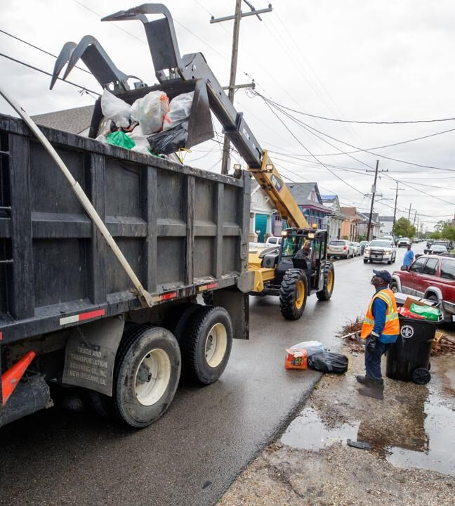 Public health expert warns of vermin-born illnesses as trash pickup continues to lag