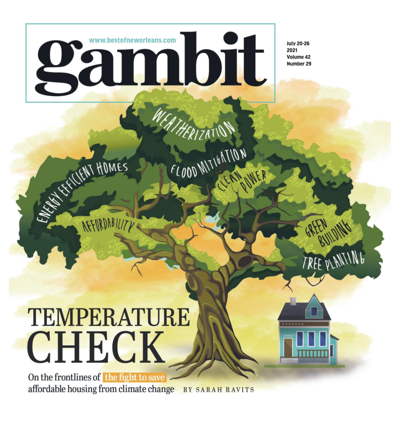 Gambit cover 07.20