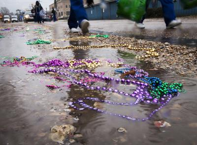 Get free doughnuts in exchange for Mardi Gras beads: Here's how