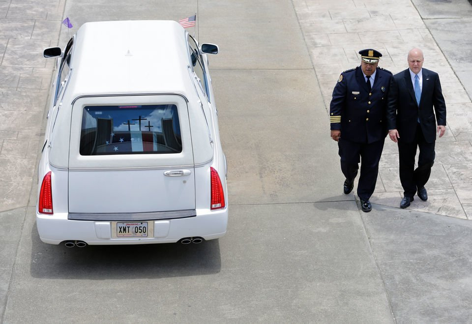A look at New Orleans police Chief Michael Harrison's tenure