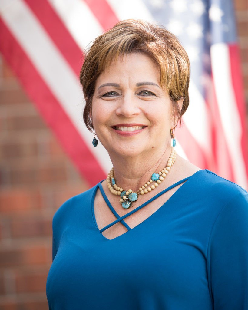 Mary DuBuisson is our choice for District 90